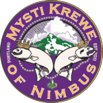 Official Mysti Krewe of Nimbus Logo