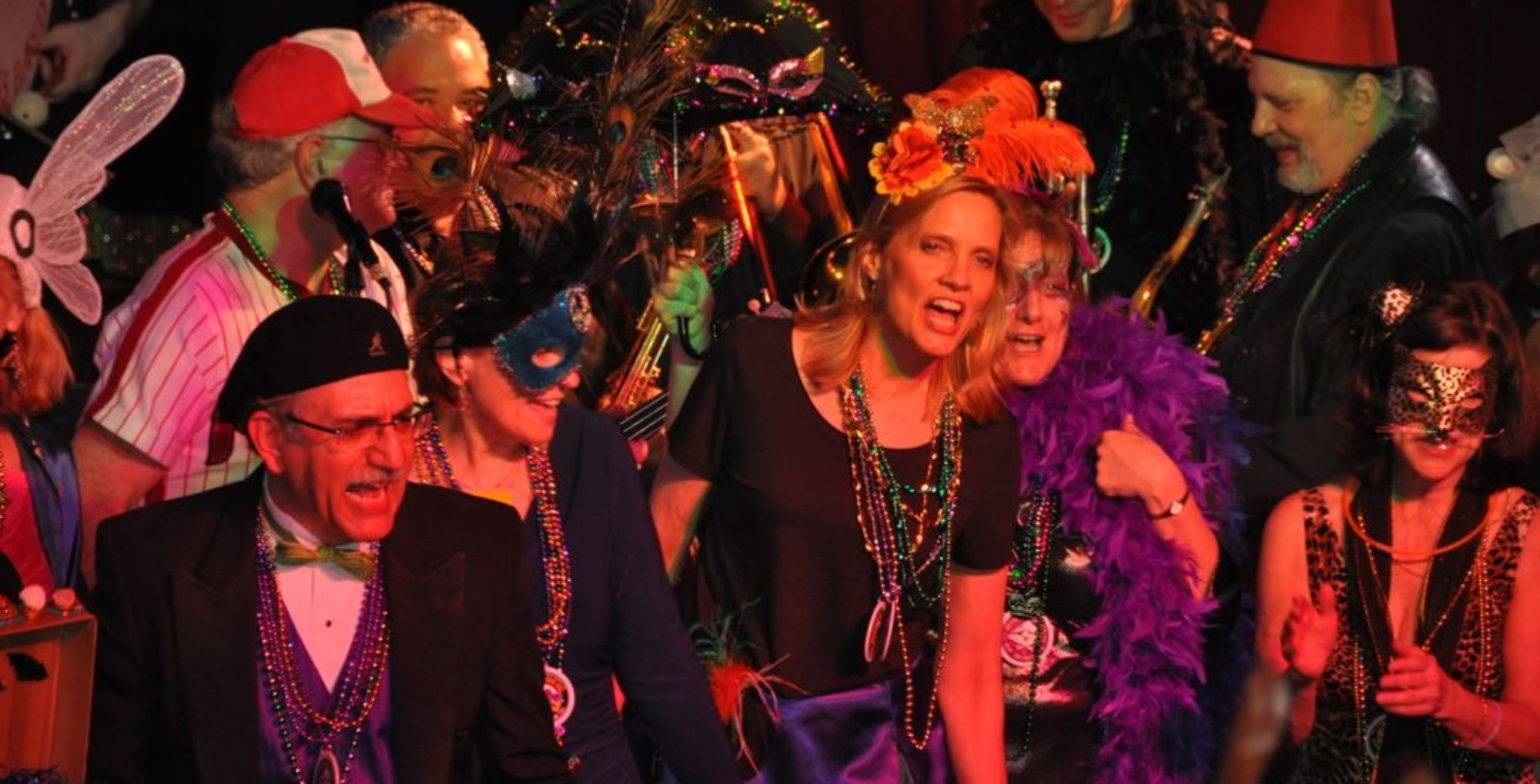Mardi Gras Ball in Portland, OR