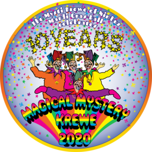 2020 Magical Mystery Krewe Theme